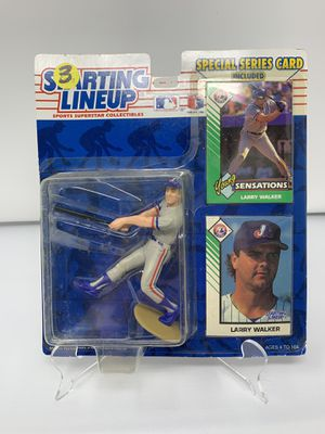 Vintage Montreal Expos AKA Washington Nationals Starting Lineup Action Figures (1) [Brand New] for Sale in Washington, DC