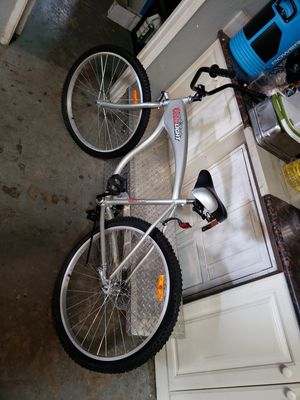 Coors Light Silver Beach Cruiser bike for Sale in San Diego, CA