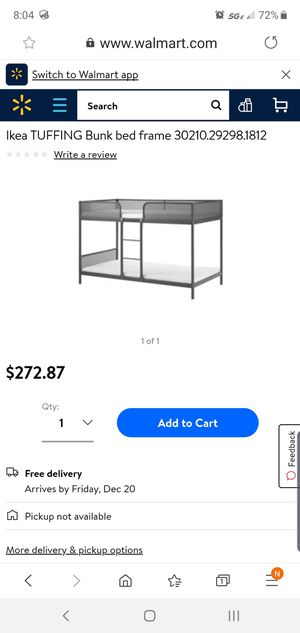 Twin bunk beds for Sale in San Jose, CA