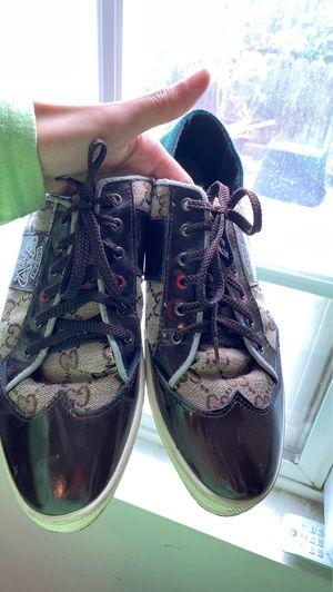 Gucci Sneakers SZ: Men 10 for Sale in San Bernardino, CA