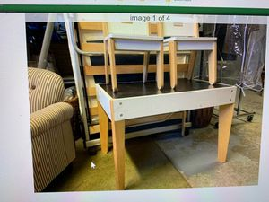 P'kolino table set with chairs for Sale in Watertown, MA