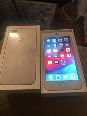 New iPhone 7 Plus unlocked 32g for Sale in Bailey's Crossroads, VA
