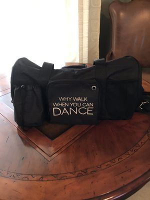 Dance bag & duffle for Sale in Pflugerville, TX