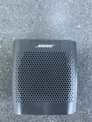 Bose SoundLink Bluetooth Speaker for Sale in St. Louis, MO