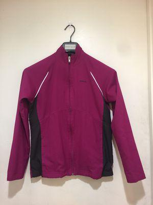 Reebok Women's Jacket Full Zip Plum Small for Sale in Las Vegas, NV