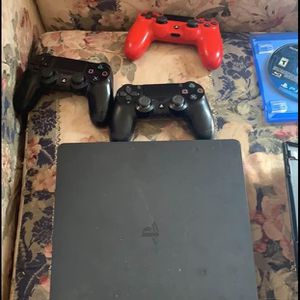 Ps4 Pro Controller And 5 Games Of Choosing for Sale in Roseboro, NC