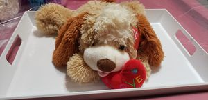 Plushie puppy for Sale in Houston, TX