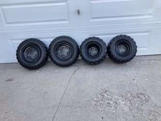 ↔️ TIRES And Wheels FOR ATV ↔️ for Sale in Chino,  CA