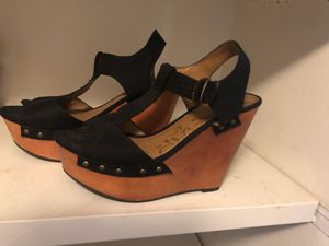 Wedges size 9 for Sale in Tampa, FL
