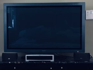 Sony 40 inch plasma TV with Bose sound system for Sale in Miami, FL