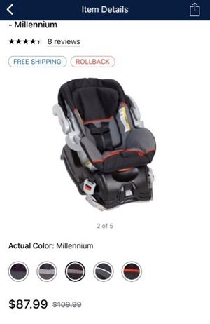 BABY CAR SIT AND STROLLER for Sale in East Wenatchee, WA
