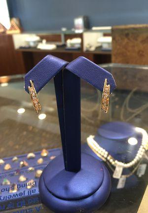 Diamond Earrings for Sale in Raleigh, NC
