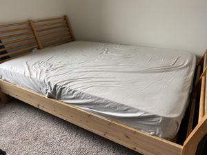 Full Bed Frame. Frame only for Sale in Lakeside, CA