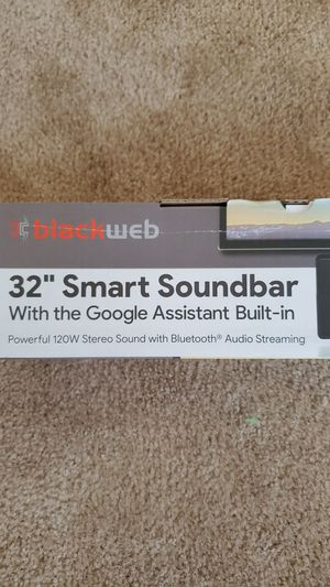Smart Soundbar for Sale in Farmville, NC
