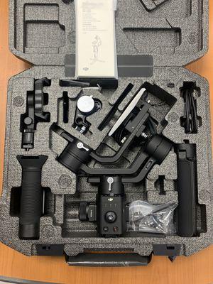 DJI Ronin -SC Pro full package just $300 for Sale in Fullerton, CA