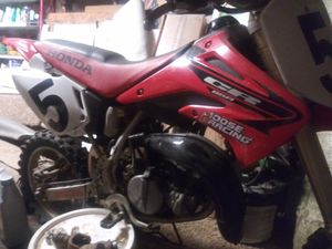 Honda cr85r very fast, experienced riders only. for Sale in Deatsville, AL