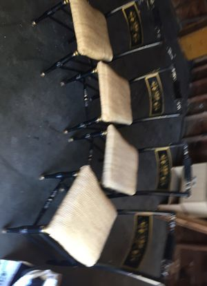 4 chairs for Sale in Portland, OR