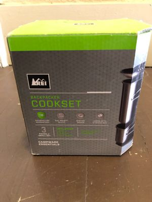 Rei Cookset for Sale in San Francisco, CA