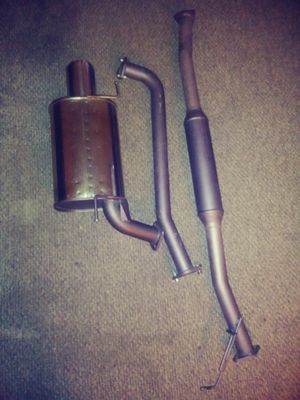 Honda Accord V6 Single Coupe Apexi Ws2 Exhaust System (1998-2002 for Sale in Sanger, CA