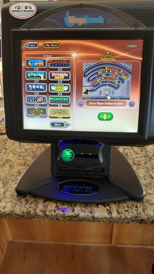 Arcade Megatouch Counter top Trivia game for Sale in Portland, OR