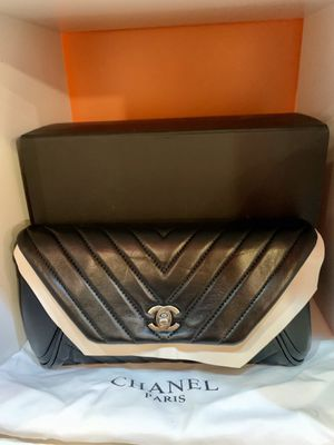 Chanel clutch for Sale in Coatesville, PA
