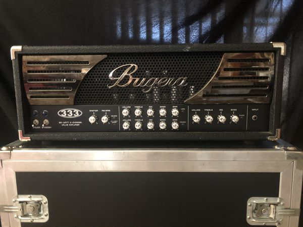 Bugera 333 tube amplifier