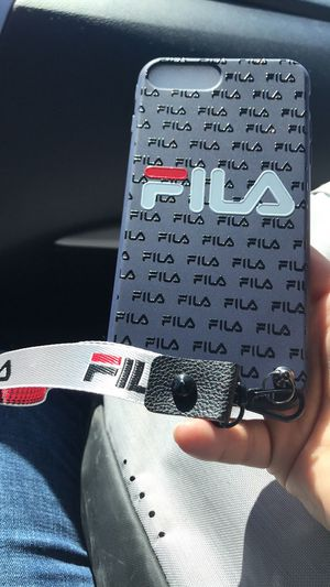 Fila case iPhone 7/8 plus for Sale in Madison, WI
