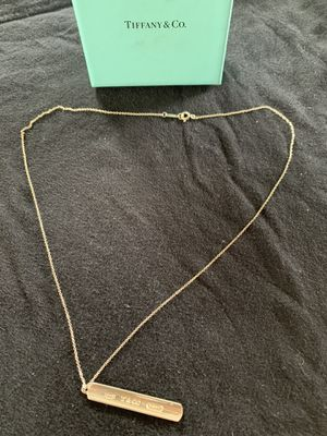 Tiffany & Co. pendant necklace for Sale in San Diego, CA