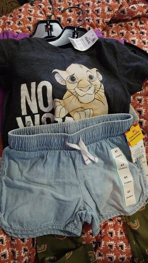 NEW¡ TOPS & BOTTOMS (4T) for Sale in Franklin, TN