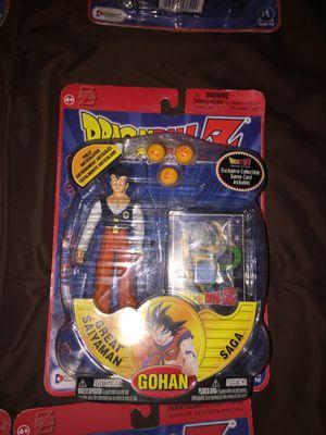 Dragon ball z gohan figure for Sale in El Paso, TX