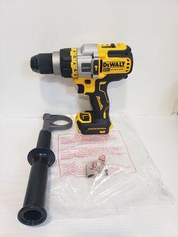 Z63) Dewalt 20v Flexvolt 3-Speed Hammer Drill Driver (Tool Only Sólo Herramienta)  for Sale in Riverside, CA