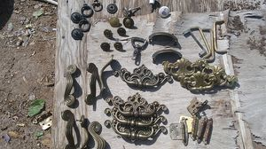 Brass antique furniture handles for Sale in Nellis Air Force Base, NV