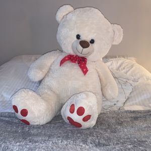 Large Stuffed Teddy Bear -super soft for Sale in Vancouver, WA