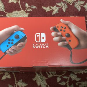 Brand New And Unopened Nintendo Switch for Sale in Phoenix, AZ