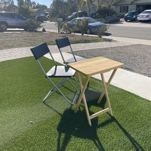 Tables and chairs for Sale in San Diego, CA