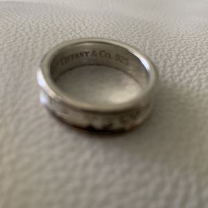 Tiffany and Co. Ring. It's a men's ring and I really liked it. I'm sure you guy will too. for Sale in St. Petersburg, FL