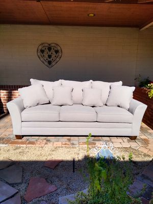 Grey sofa couch for Sale in Phoenix, AZ