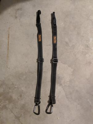 Two Mighty Paw car dog safety straps for Sale in Aurora, CO