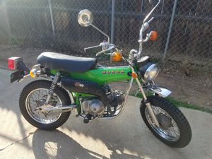 1972 Honda ST90 trail dual sport for Sale in Riverside, CA