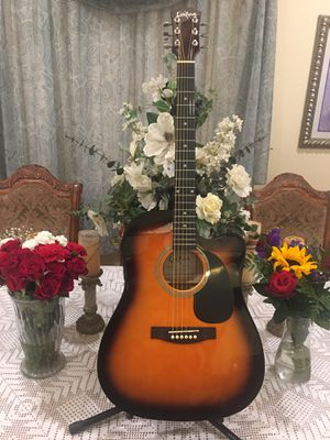 Carlo Robelli electric acoustic guitar for Sale in Bell Gardens, CA
