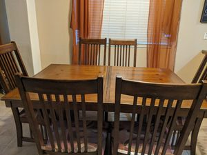 Kitchen table set w/6 chairs for Sale in Chandler, AZ