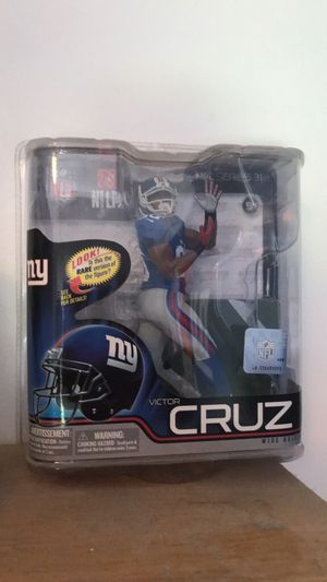 Rare victor cruz collectible for Sale in Wallingford, CT