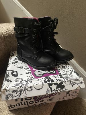 Size 7 toddler girls boot for Sale in Plymouth, MN