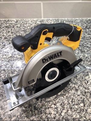 """New Dewalt 20V MAX 6 1/2"""" Circular Saw, Tool Only for Sale in Hilliard, OH"""