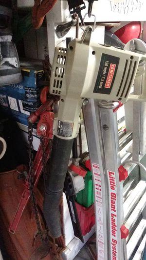 Craftsman leaf blower for Sale in Pittsburg, CA