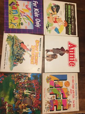 Kids Records (albums), 6 for $10 for Sale in Durham, NC