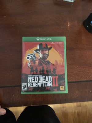 Red dead redemption for Sale in Jersey City, NJ
