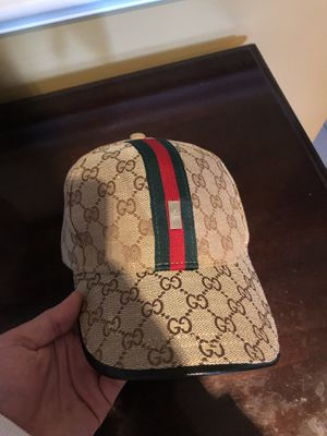 Strap Monogram Hat ! Excellent condition! No trades ! for Sale in Silver Spring, MD