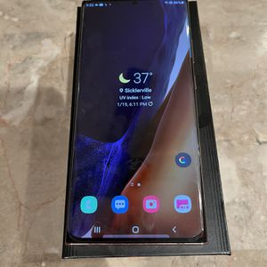 Samsung Galaxy Note 20 Ultra 5G Unlocked Trade for IPhone 12 Pro Max 128 GB for Sale in Monroe Township, NJ