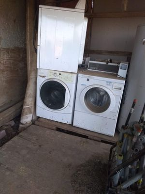 Speed queen coin operated washer dryer sets for Sale in Stockton, CA